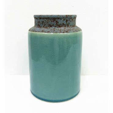 Vase en céramique BETTY coloris au choix